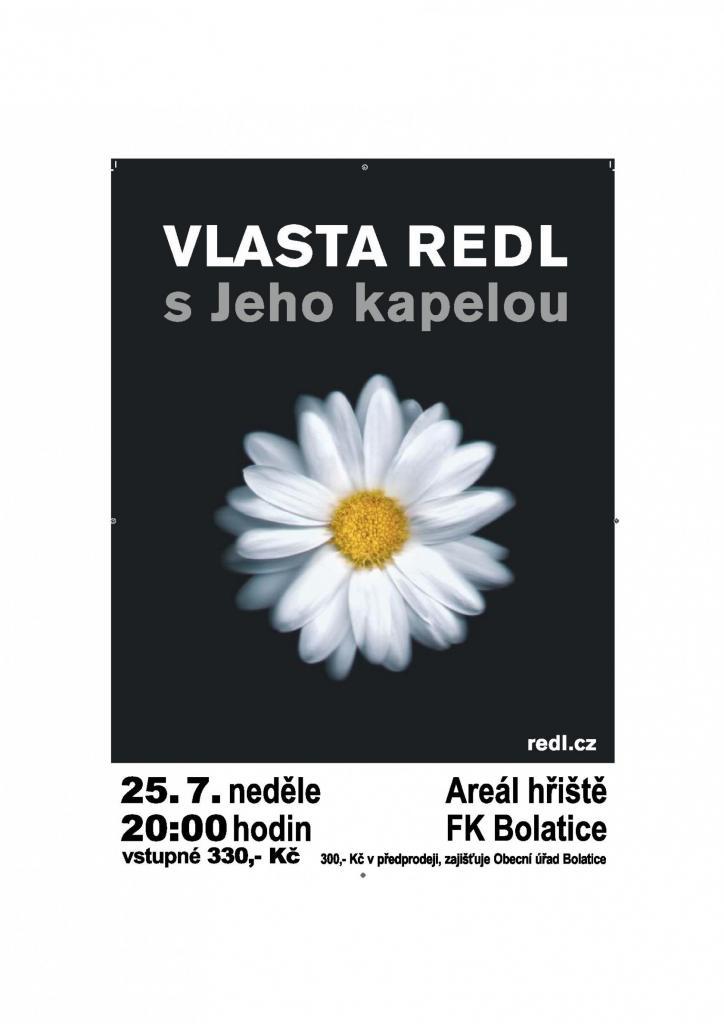 Koncert Vlasty Redla 1