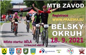 Bělský okruh - MTB závod 1